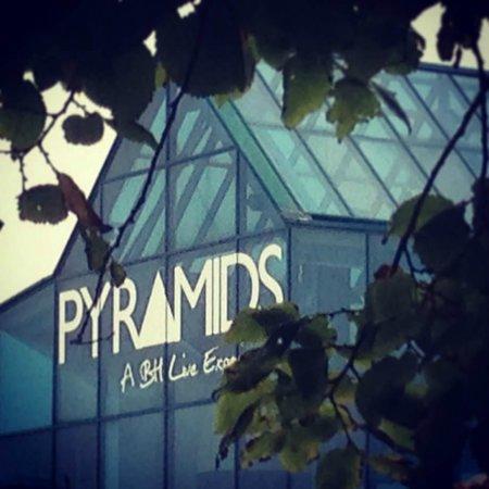 Pyramids Centre Portsmouth