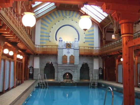 Sturebadet Spa: Pool