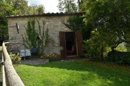 Fattoria Poggerino: The cottage