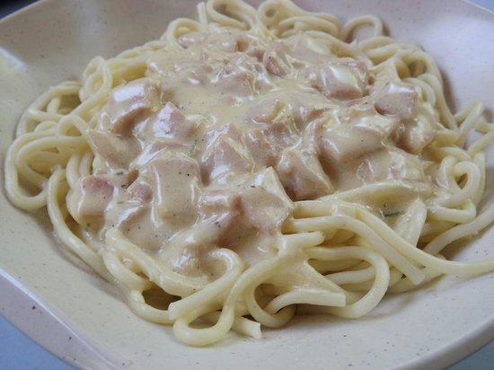 German Food Corner: Spaghetti Carbonara