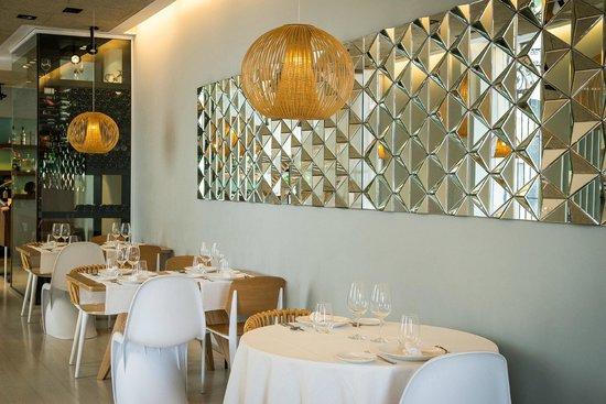 Espejo Restaurant Blanqueries Valencia.