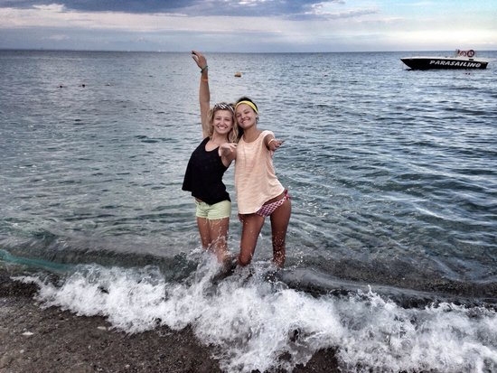 Carelta Beach Resort and Spa: Пляж��