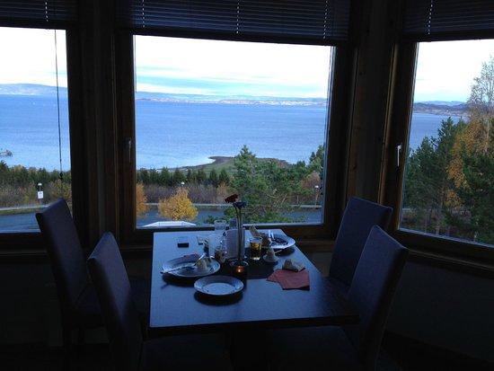 Hommelvik, Norge: restaurant View - 1
