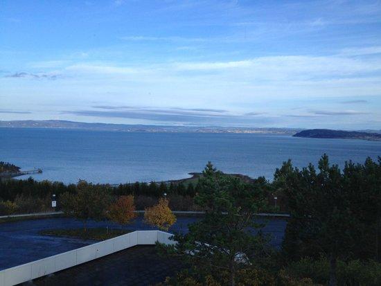 Hommelvik, Norge: restaurant View - 3