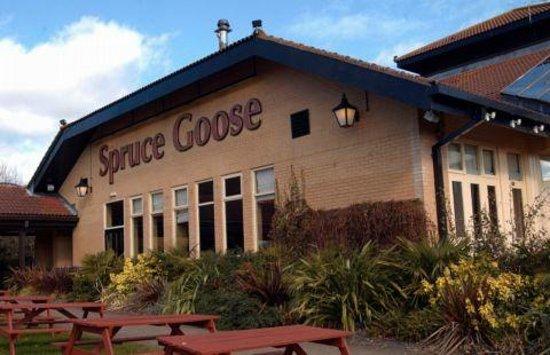 Beefeater Spruce Goose Basingstoke Restaurant Reviews Phone Number Photos Tripadvisor