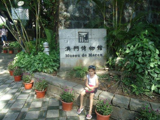 Macao Museum: My princess