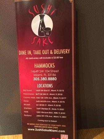 sushi saki hammocks sushi saki hammocks miami   restaurant reviews phone number      rh   tripadvisor