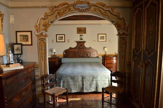 Eremo delle Grazie : fra Ginepro bedroom