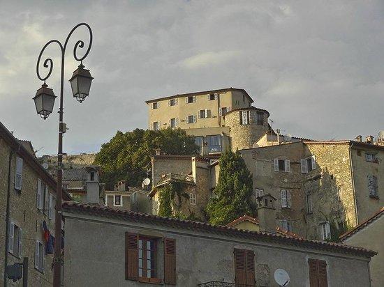 Château de Grasse : Das Hotel an der Spitze des Ortes