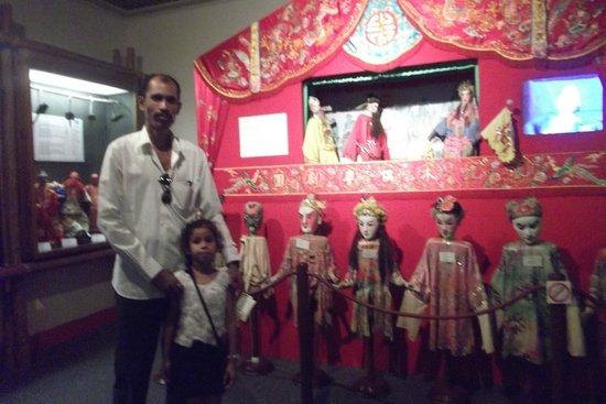 Macao Museum: Inside the Museum