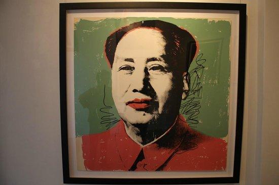 Revolver Gallery: Warhol Mao