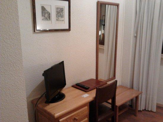Hotel Eslava : Mobiliario