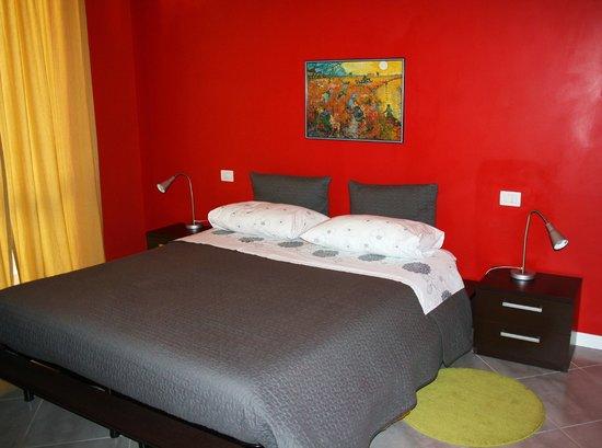Il Cortiletto Bed & Breakfast: camera matrimoniale