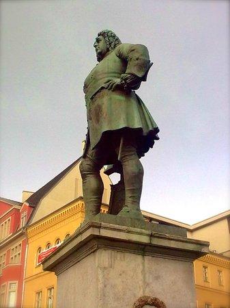 Händel-Denkmal