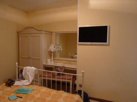 Hotel Clodia : номер