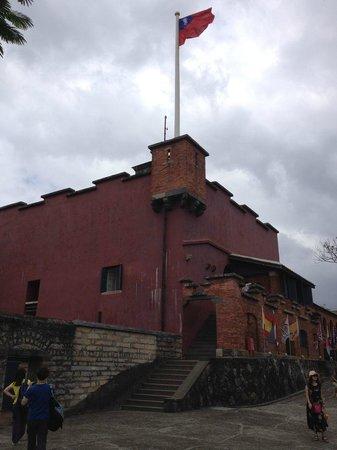 Fort San Domingo : 紅毛城