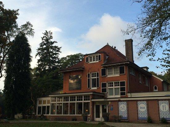 Wildthout Hotel & Restaurant: Vooraanzicht van het hotel