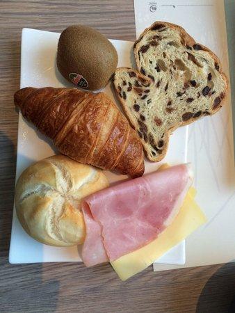 Wildthout Hotel & Restaurant: Ontbijt