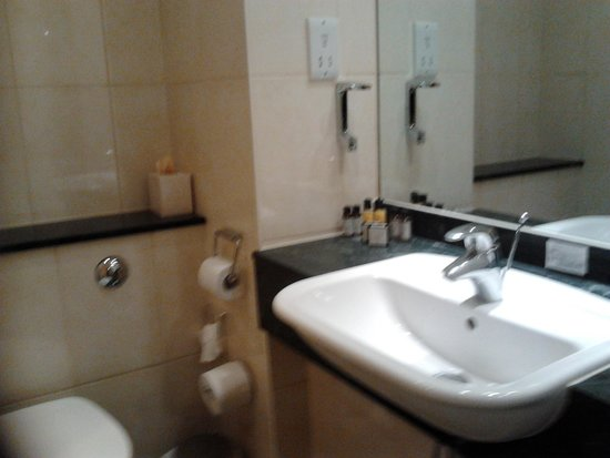 La Trelade Country House Hotel: Bathroom