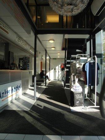 Anker Hostel: Hall