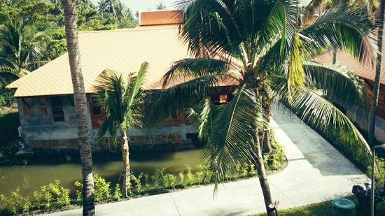 Maikaew Damnoen Resort : Vue chambres 2 me étage