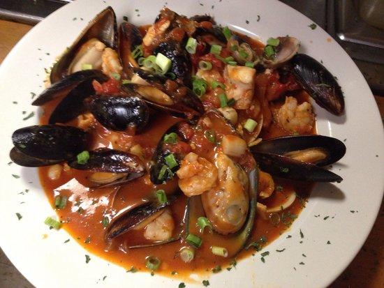Finelli's Italian Villa: Cioppino Stew!!!