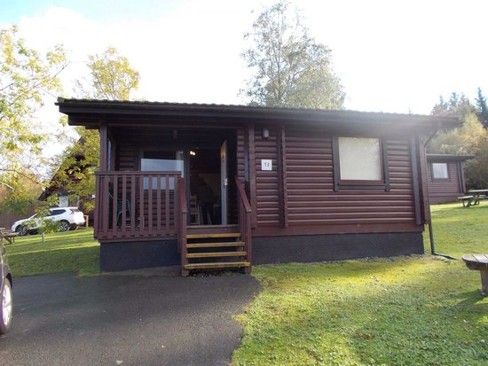 Kielder Lodges: 2 bedroom Hadrian