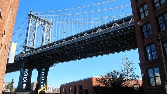 Manhattan Bridge: pont de manhattan