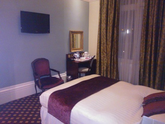 Cabot Court Hotel: Standard Double room