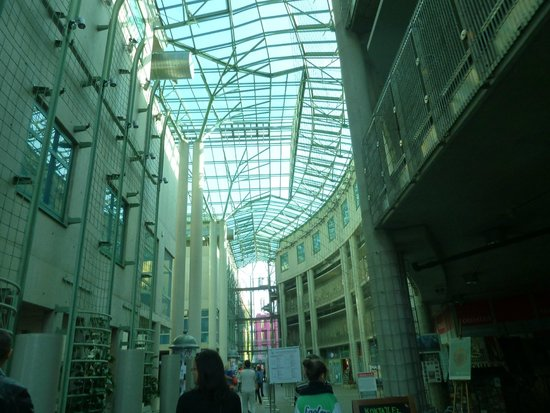 University of Warsaw Library: Inside the Library Building