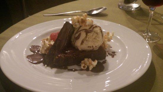 The Savoy Jersey: fudge brownie