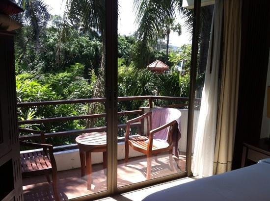 Safari Beach Hotel: my room