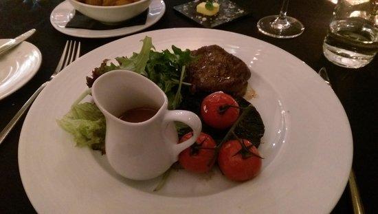 The Savoy Jersey: fillet steak