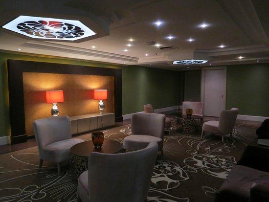 Eurostars Panama City: Living