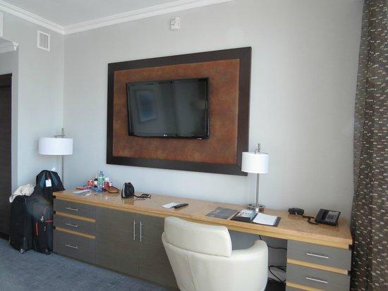 Eurostars Panama City: Habitación