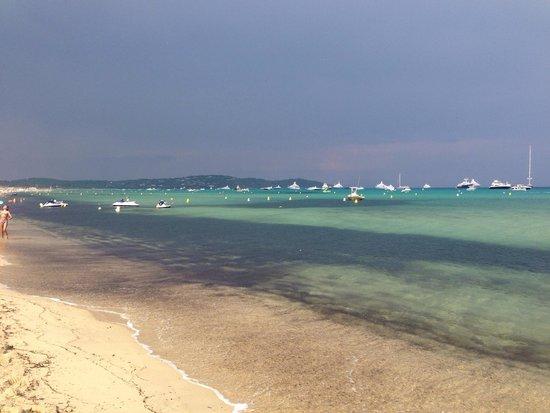 Plage de pampelonne picture of plage de pampelonne saint tropez tripadvisor - Plage de saint tropez ...