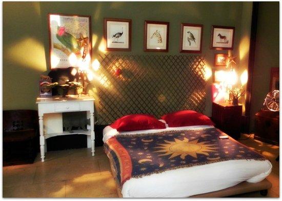 Chambre d'Autres et Suite du Merle Blanc: Chambre detail
