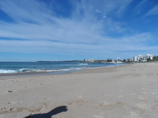 Cronulla Beach Walk: Cronulla Beach