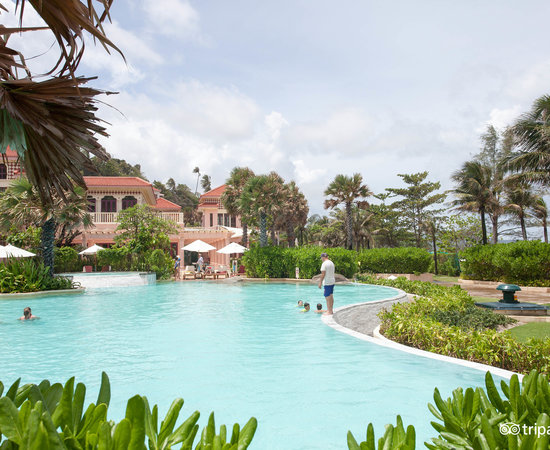 The Pool at the Centara Grand Beach Resort Phuket
