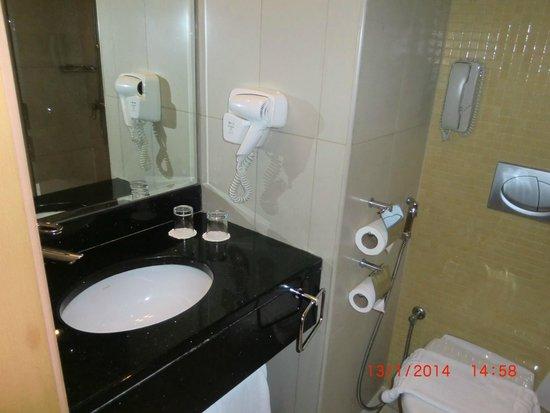 Ibis Deira City Centre: Badeværelse
