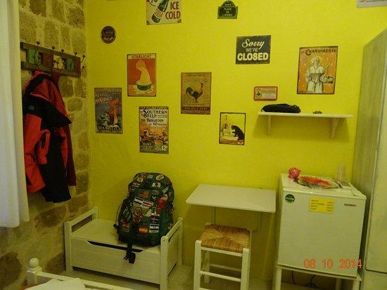 Hotel Attiki: My Single room