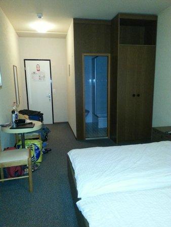 Hotel Ceresio: Zimmer 412