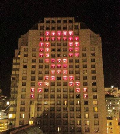 Hotel Nikko San Francisco During T Cancer Awareness Month