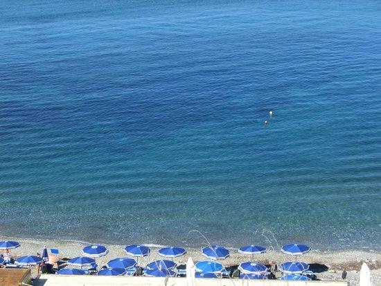 Appartamenti Marina di Salivoli: Пляж Каламореска