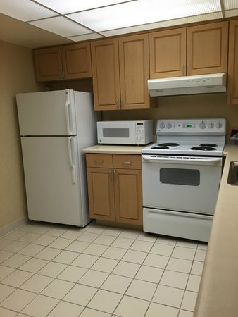 The Carriage House: Fully equipped kitchen