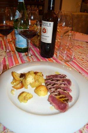 Borgo Scacciaventi: Un secondo dal... menù