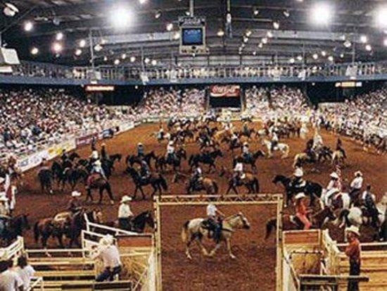 Mesquite Rodeo Fotograf 237 A De Quality Inn Amp Suites