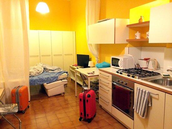 Il Sogno Bellagio: Room