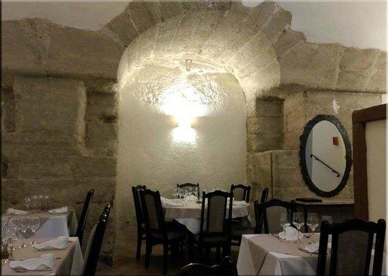 Au Moulin Gourmand - Maître Restaurateur : dining room