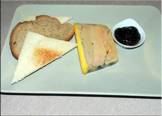 Au Moulin Gourmand - Maître Restaurateur : foie gras